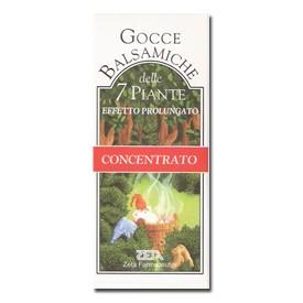 GOCCE 7 PIANTE CONCENTRATO40ML