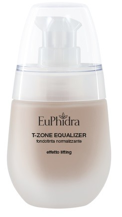 EUPHIDRA T ZONE FONDOTINTA MEDIO 30 ML