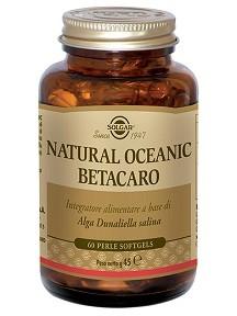 NATURAL OCEANIC BETACARO 60 PERLE
