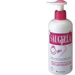 SAUGELLA GIRL 200ML