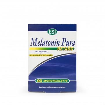 MELATONIN PURA RETARD 90MICRTA