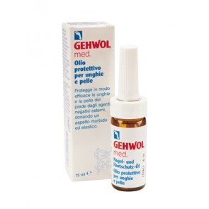 GEHWOL OIL PROTEZIONE UNGHIE 15ML