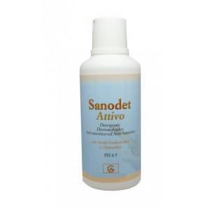 SANODET ATTIVO SHAMPOODOCCIA 500 ML