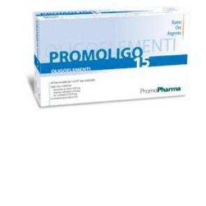 PROMOLIGO 15 CU/AU/AG 20 FIALE 2 ML