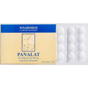 PANALAT 60 COMPRESSE