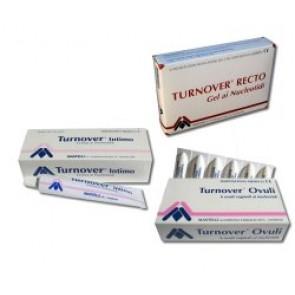 TURNOVER RECTO GEL RETTALE MICROCLISMA MONODOSE 6 PEZZI 5 ML