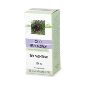 FARMADERBE OLIO ESSENZIALE TREMENTINA 10 ML