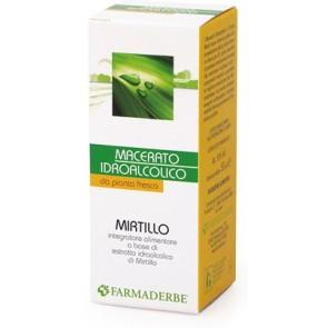 FARMADERBE MIRTILLO MACERATO IDROALCOLICO 50 ML