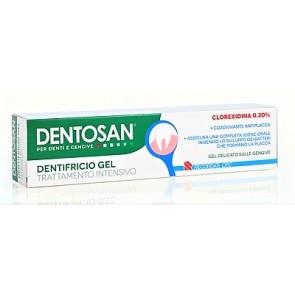 DENTOSAN GEL DENTIFRICIO CLOREXIDINA 0,2% 75 ML