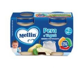 MELLIN MERENDA YOGURT PERA 240 G