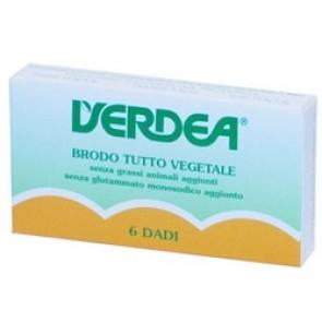 VERDEA BRODO 6 CUBETTI 10 G