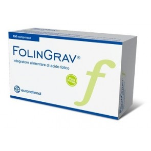 FOLINGRAV 100 COMPRESSE