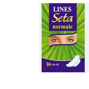 LINES SETA NORMALE CON ALI X 16