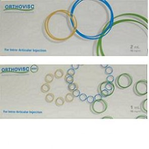 SIRINGA INTRA-ARTICOLARE ORTHOVISC 2 ML 15 MG/ML