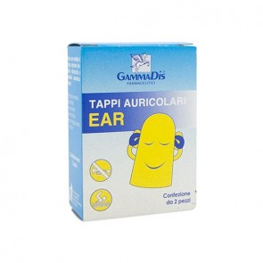 TAPPO AURICOLARE EAR 2 PEZZI