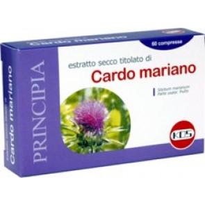 CARDO MARIANO ESTRATTO SECCO 60 COMPRESSE