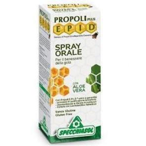 EPID SPRAY OROSOLUBILE ALOE 15 ML