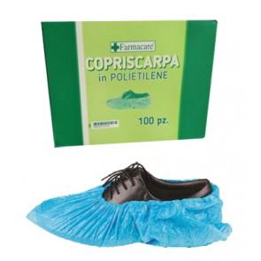 COPRISCARPE PET 100PZ