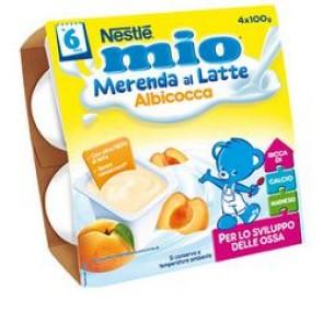 NESTLE' MIO MERENDA ALBICOCCA 4 X 100 G