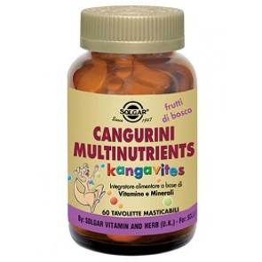 CANGURINI MULTIN FRU TROP60CPR