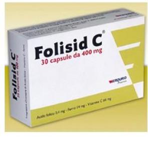 FOLISID C 30 CAPSULE