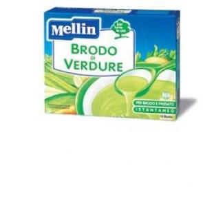 MELLIN BRODO VERDURE 10 BUSTINE 8 G