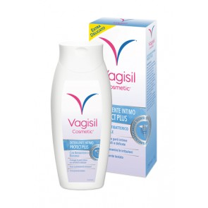 VAGISIL DETERGENTE INTIMO PROTECT PLUS 250 ML