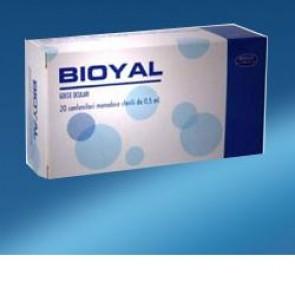 BIOYAL GOCCE OCULARI 20 FLACONCINI 0,5 ML