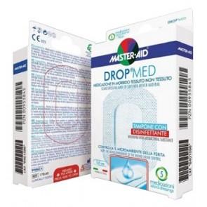 DROP MED MEDICAZIONE ADESIVA 15X17 CM 3 PEZZI