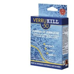 VERRUKILL SPRAY CRIOTERAPICO 50 ML