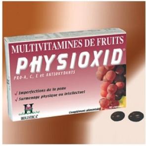 HOLISTICA PHISIOXID 40CPS