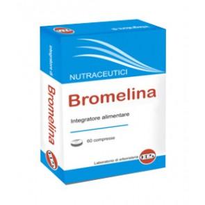 BROMELINA 60 COMPRESSE
