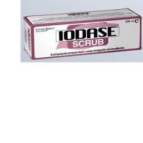 IODASE SCRUB CR 200ML