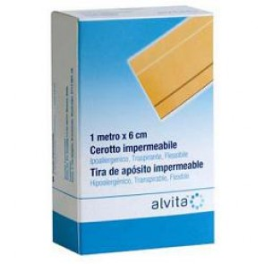 CEROTTO IMPERMEABILE 1000X6CM ALVITA