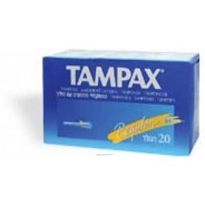 TAMPAX BLUE BOX REGULAR X30PZ