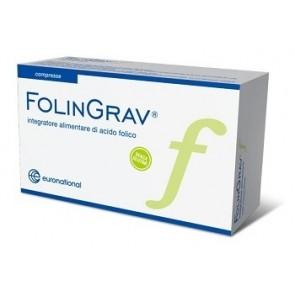 FOLINGRAV 60 COMPRESSE