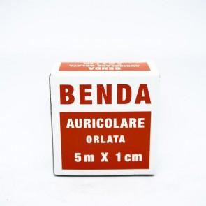 BENDA AURICOLARE DIMENSIONI 5X100CM