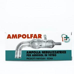 AMPOLLA IN VETRO AMPOLFAR RICAMBIO PER AEROSOL