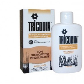 TRICODIN SH CAP GRAS 125ML