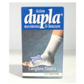 CAVIGLIERA ELASTICA DUPLA CAMEL M