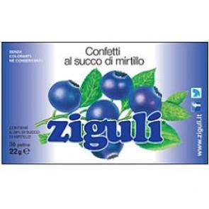 ZIGULI MIRTILLO 36 PALLINE 22 G
