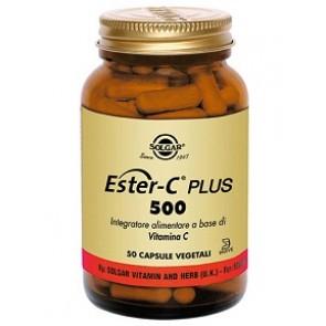 ESTER C PLUS 500 50 CAPSULE VEGETALI
