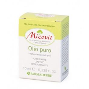 MICOVIT OLIO MELALEUCA 10 ML