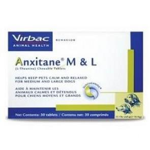 ANXITANE M/L SUPPLEMENTO NUTRIZIONALE 30 COMPRESSE
