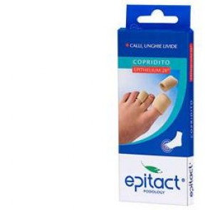 COPRIDITO PER CALLI E UNGHIE LIVIDE IN GEL DI SILICONE EPITHELIUM 26 EPITACT TAGLIA LARGE