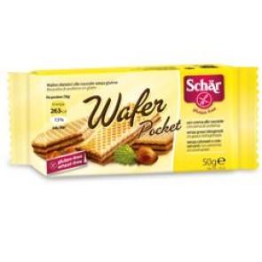 SCHAR WAFER POCKET NOCCIOLA 50 G