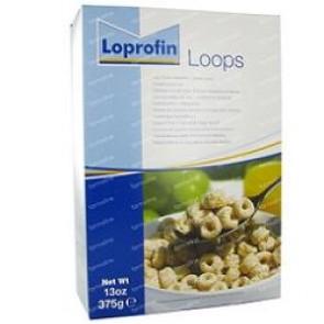 LOPROFIN LOOPS CEREALI 375 G NUOVA FORMULA