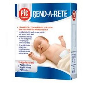BENDA A RETE TUBOLARE PIC CALIBRO 3 GOMITO 3M