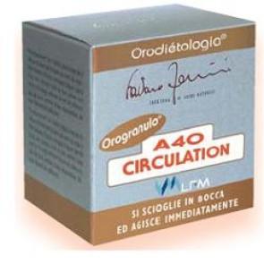 A40 CIRCULATION OROGRANULI 16 G