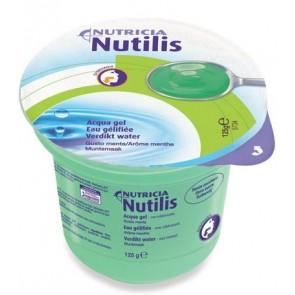 NUTILIS AQUA GEL MENTA 125 G 12 PEZZI